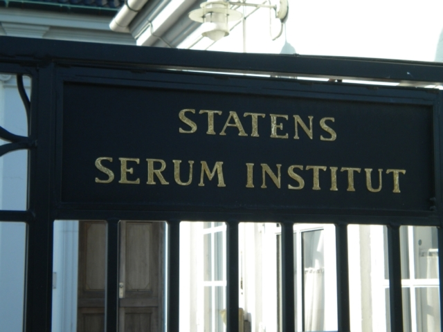 Statens Serum Instituts låge
