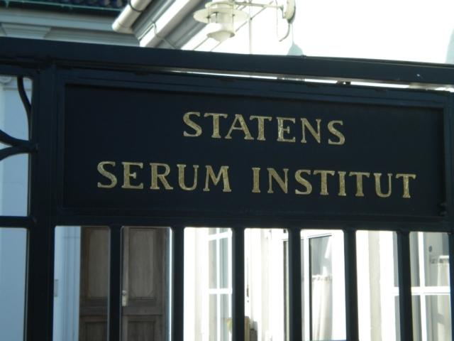 Statens Serum Instituts låge